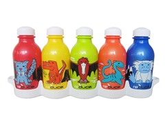 """Lil M"" 10oz Bottles 5-Pack"