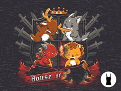 House of Malcontent Tri-Blend Tank