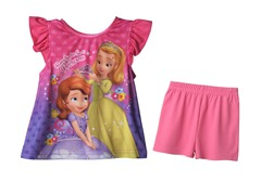 Princess Sophia 2-Piece Set (2T-4T)