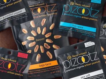 Pizootz Peanuts Sampler Pack