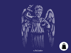 Don't Blink Tote