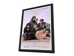 The Breakfast Club 27x40 Framed