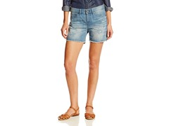 Roxy Juniors Tomboy Denim Jeans Short