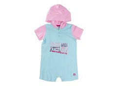 RBX Girlie Girl Romper (0-12M)