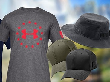 Under Armour Men's Tees and Hats