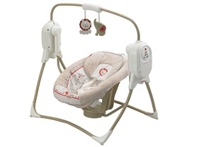 Fisher-Price SpaceSaver Cradle & Swing