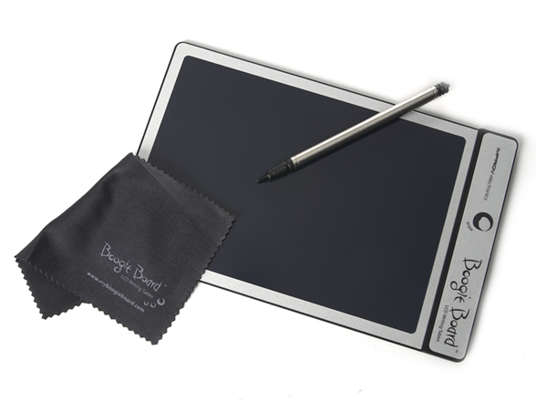 improv electronics boogie board 8 5 lcd writing tablet Improv electronics 90057001 85 boogie board writing tablet - plastic scratch-resistant lcd, stainless steel stylus, black item#: b41-0001 | model#.