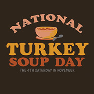turkey soup day