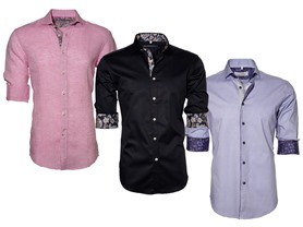Ethan Williams Dress Shirts