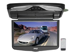 "16.4"" LCD Flip-Down Roof Mount w/ DVD/SD/USB"