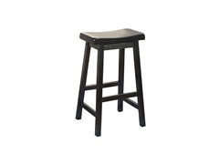 "TMS Arizona 30"" Saddle Stool"