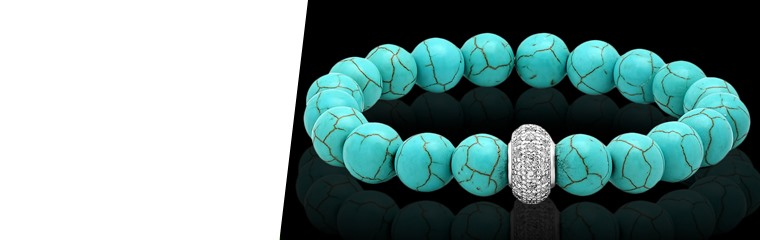 Turquoise and Pearl Jewelry