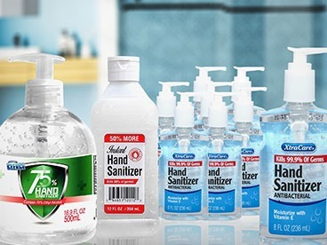 Great Deals on Hand Sanitizer!