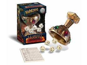 YAHTZEE: The Hobbit Collector's Edition