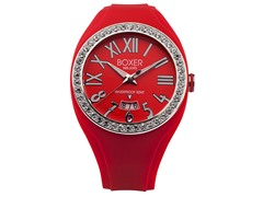 Men's BOX 40Z RED Red Dial Watch