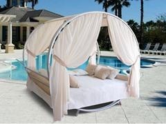 Round Bed Set