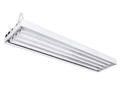 4-Foot 4 Tube T5 Fluorescent Fixture
