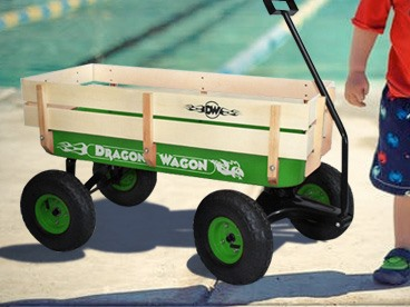 BHTB Dragon Wagon - 4 Colors!