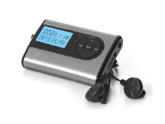 GPX 2GB MP3 Player - Silver