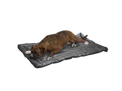 Slumber Pet Water Resistant Bed - Black