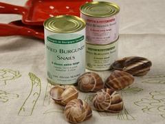French Escargot Assortment