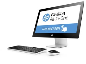 "HP Pavilion 23"" Intel i7 FHD Touch AIO Desktop"