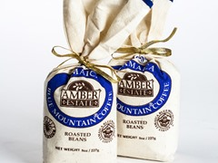 Amber Estate Jamaican Blue Mountain Whole Bean