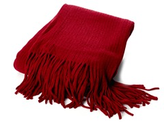 Netherland 45x70 Throw-Dark Cherry