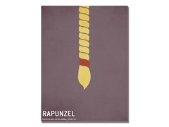 Rapunzel - 2 Sizes