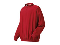 FootJoy Long Sleeve Windshirt - Red (M)