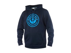 Navy w/ Round Blue Logo