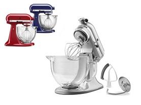 KitchenAid 5Qt Tilt-Head Stand Mixer-3 Colors