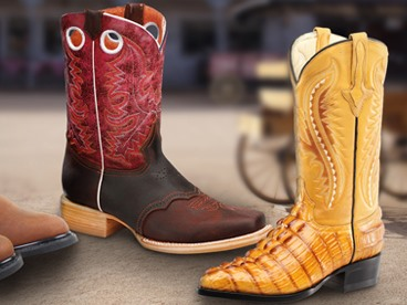 Men's Western Style Boots