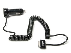 2.1A Car Charger for 30-pin iPod/iPhone/iPad