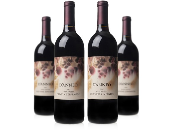 4-Pack Scott Harvey Vine Zinfandel