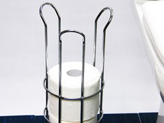 Vanderbilt Chrome Steel TP Holder