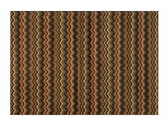 Parker Zig Zag Brown Rug - 5 Sizes