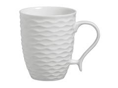 Gusto Mugs - White S/4