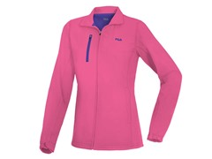 Fila Softshell Jacket - Pink/Blue