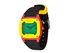 Shark Classic Analog - Red/Green/Yellow