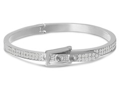 Swarovski Elements Bangle Bracelet