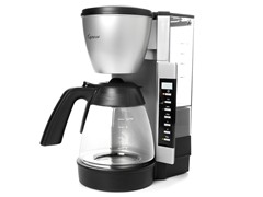 10-Cup Drip Coffeemaker - Silver