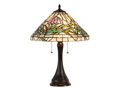 Floral 2 Light Table lamp