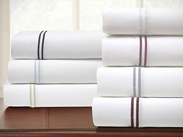 Hotel-Inspired Sheet Sets