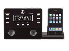 30-pin iPod/iPhone Alarm Clock Speaker System