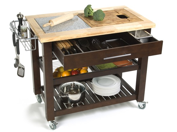 Pro Chef 23 75x40 5 Quot Food Prep Station
