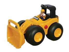Big Movin' Rumbler Wheel Loader