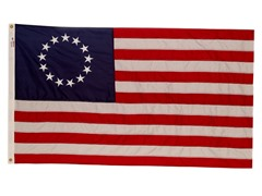 3'x5' 13-Star Nylon US Flag