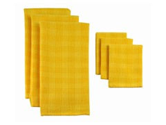 Heavyweight Dishtowel Set-Daffodil
