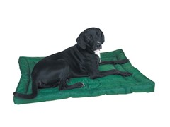 Slumber Pet Water Resistant Bed - Green